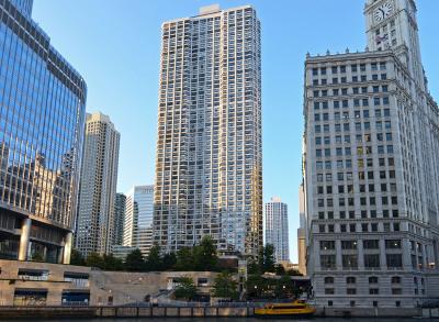 Chicago Condo/Townhouse New: 405 North Wabash Avenue #609