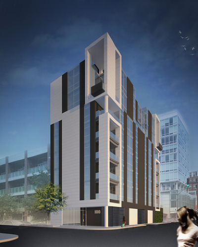 Chicago Condo/Townhouse New: 1000 West Monroe Street #6S