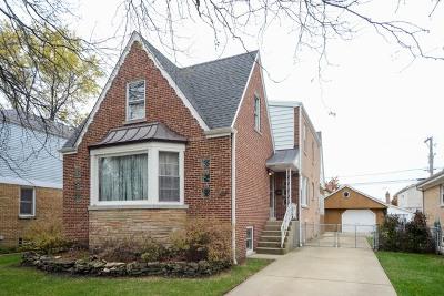Chicago Single Family Home New: 7406 North Oketo Avenue