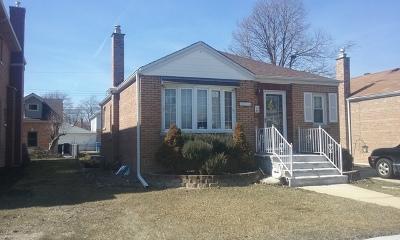 Chicago Single Family Home New: 5214 South Natchez Avenue
