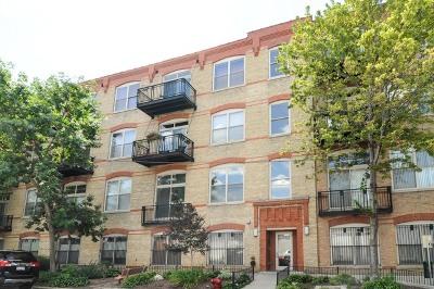 Chicago Condo/Townhouse New: 1740 North Maplewood Avenue #119
