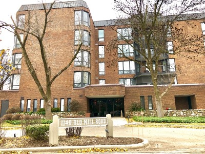 Hinsdale Condo/Townhouse For Sale: 1140 Old Mill Road #101F