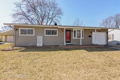 Buffalo Grove Single Family Home New: 328 Melinda Lane