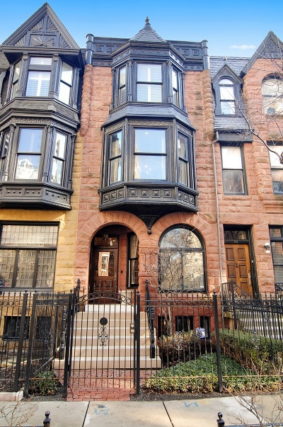 Chicago Single Family Home New: 47 East Division Street