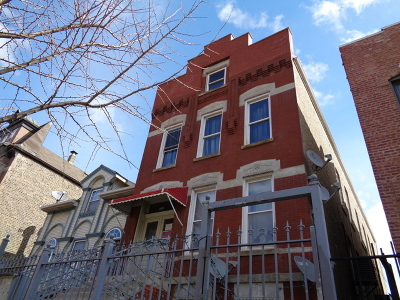 Chicago Multi Family Home New: 1247 North Cleaver Street