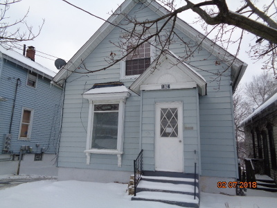 Elgin Single Family Home New: 362 Raymond Street
