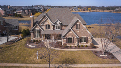 Du Page County, Kane County, Kendall County, Will County Single Family Home New: 5n002 Prairie Lakes Boulevard