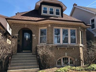 Chicago Single Family Home New: 6055 North Marmora Avenue