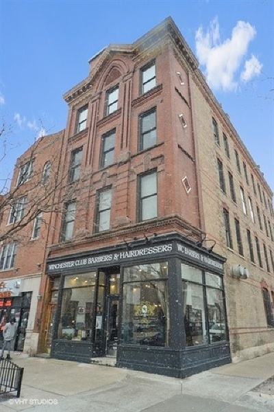 Chicago Condo/Townhouse New: 1925 West Division Street #2