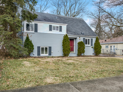 Homewood Single Family Home Re-Activated: 18508 Stedhall Road