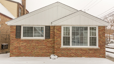 Chicago IL Single Family Home New: $186,900