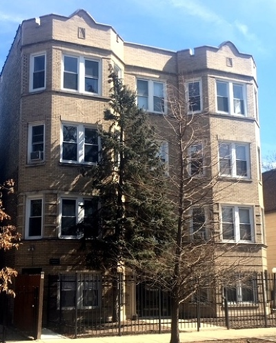 Chicago Condo/Townhouse New: 2839 North Sawyer Avenue #1N