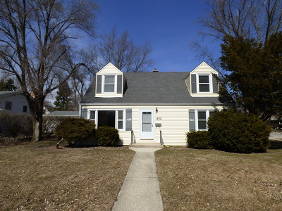 Mount Prospect Single Family Home New: 400 West Walnut Street
