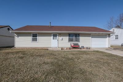Romeoville Single Family Home New: 726 Farragut Avenue