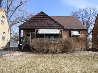 Arlington Heights Single Family Home New: 803 North Princeton Avenue