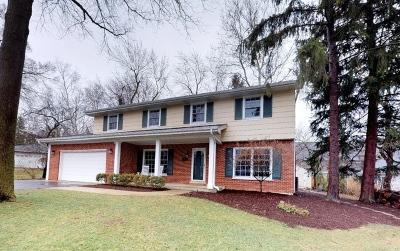 Wheaton Single Family Home New: 1414 East Thomas Road