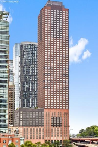 Chicago Condo/Townhouse New: 474 North Lake Shore Drive #5801