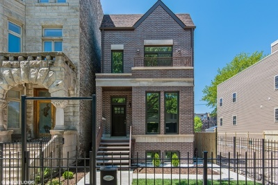 Chicago Single Family Home Re-Activated: 4319 South Calumet Avenue