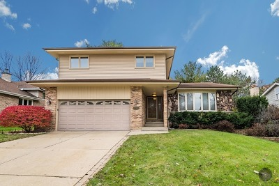 Lisle IL Single Family Home Re-Activated: $355,000