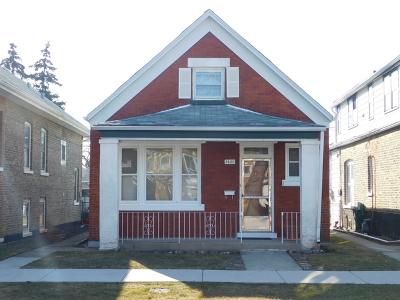 Berwyn Single Family Home New: 2640 Lombard Avenue