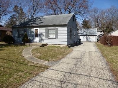 Oswego Single Family Home New: 417 Douglas Street