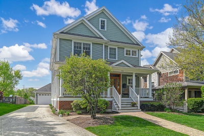Downers Grove Single Family Home New: 319 4th Street