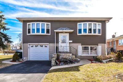 Arlington Heights Single Family Home New: 1115 South Ridge Avenue