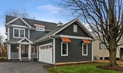 Wilmette Single Family Home New: 918 Yale Street