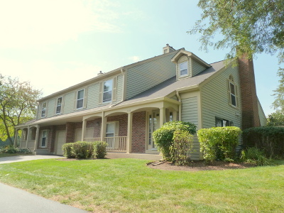 Naperville Condo/Townhouse New: 1316 Queensgreen Circle