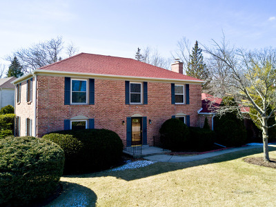 Lincolnshire Single Family Home For Sale: 1 Sherwood Drive