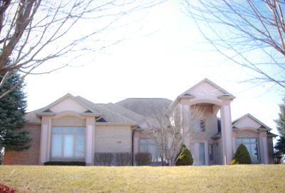 Mokena Single Family Home New: 18124 South Hunt Club Drive