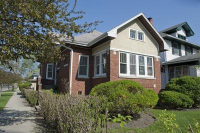 Oak Park Single Family Home For Sale: 546 North Cuyler Avenue