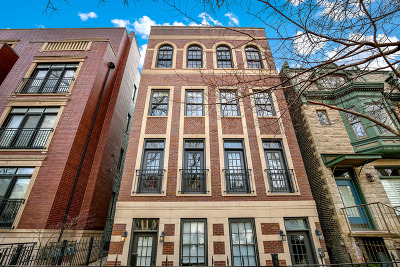 Chicago Condo/Townhouse New: 953 West Montana Street #3