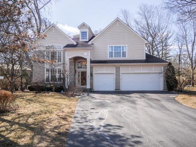 Buffalo Grove Single Family Home For Sale: 33 River Oaks Circle East