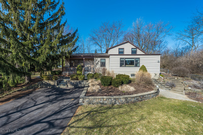 Downers Grove Single Family Home New: 1848 Grant Street