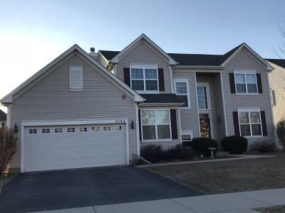 Hoffman Estates Single Family Home New: 2142 Bonita Lane
