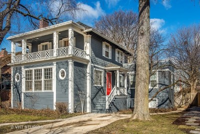 Wilmette Single Family Home Contingent: 1724 Highland Avenue