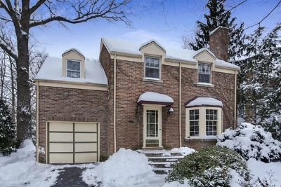 Downers Grove Single Family Home New: 4829 Wallbank Avenue