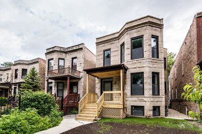 Chicago Multi Family Home New: 1851 West Touhy Avenue