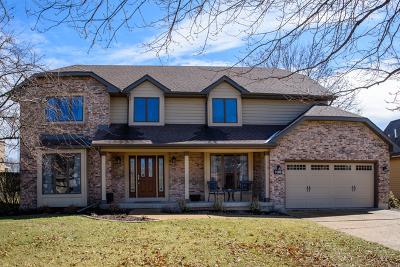 Oswego Single Family Home New: 108 Grays Court