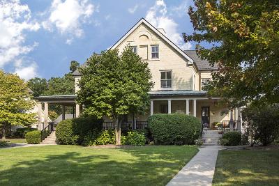 Highland Park Single Family Home For Sale: 157 Leonard Wood North