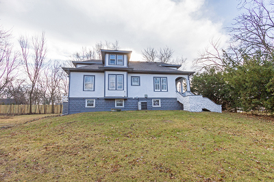 West Chicago Single Family Home For Sale: 2n131 Prince Crossing Road