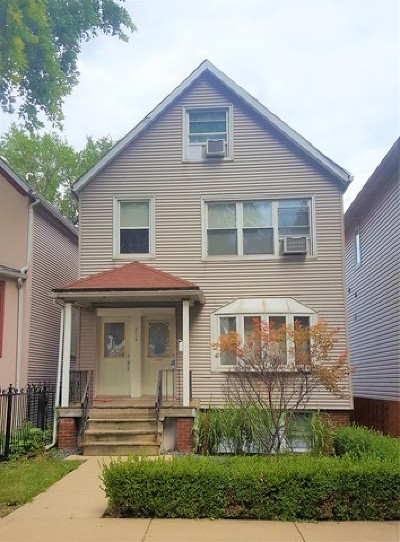 Chicago Multi Family Home New: 2819 North Maplewood Avenue