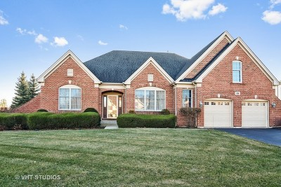 Hawthorn Woods IL Single Family Home New: $499,900