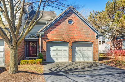 Burr Ridge IL Condo/Townhouse New: $429,000