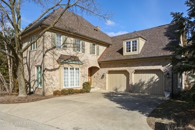 Westmont Condo/Townhouse For Sale: 10 Tartan Lakes Circle