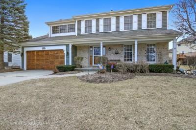Libertyville Single Family Home For Sale: 1713 Park Crest Court