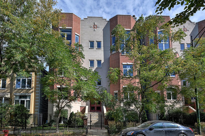 Chicago Condo/Townhouse New: 2629 North Ashland Avenue #4A