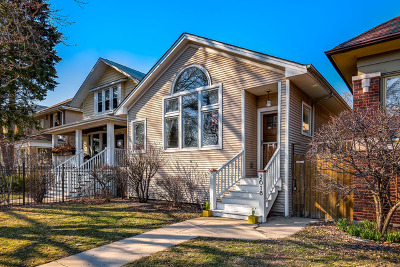 Chicago Single Family Home New: 2618 West Windsor Avenue