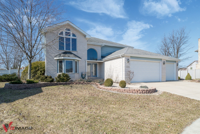 Lockport Single Family Home New: 15254 Fieldview Court